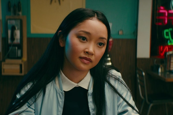 Lana Condor in 'To All The Boys I've Loved Before'