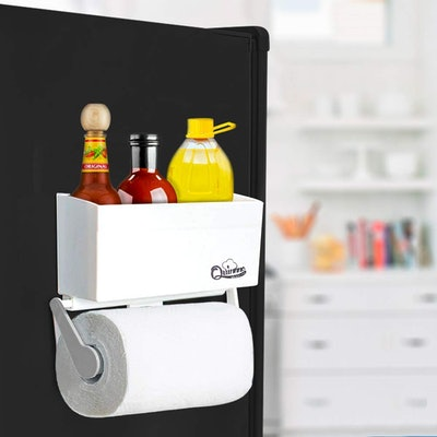 Quinnno Magnetic Paper Towel Holder