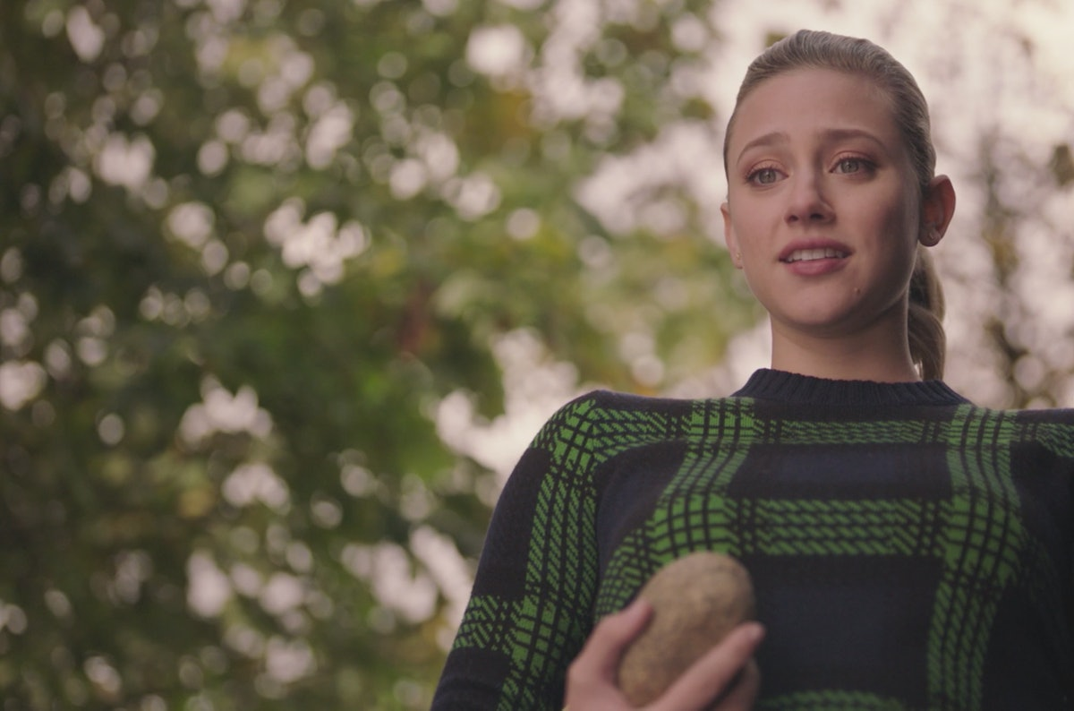 Does Betty kill Jughead on 'Riverdale'?