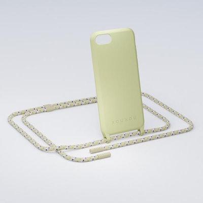 Terrazzo II Silicon Case + Rope
