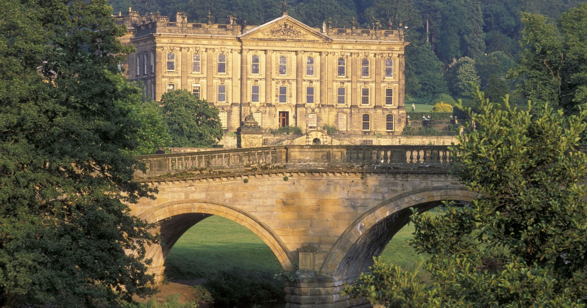 What TV Shows & Movies Have Been Filmed At Chatsworth House?