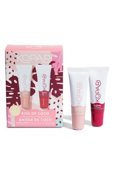 Kiss of Coco Full Size Lip Glossy Set