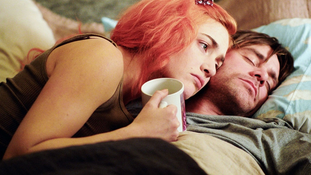 "Among the movies that teach valuable relationship lessons is ""Eternal Sunshine of the Spotless Mind."""