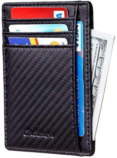 Chelmon Slim RFID Wallet
