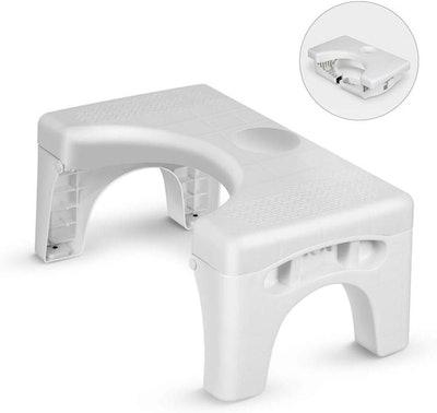 Enow-YL Folding Toilet Stool