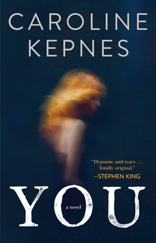 The 'YOU' book cover