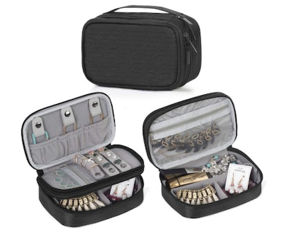 Teamoy Jewelry Travel Case