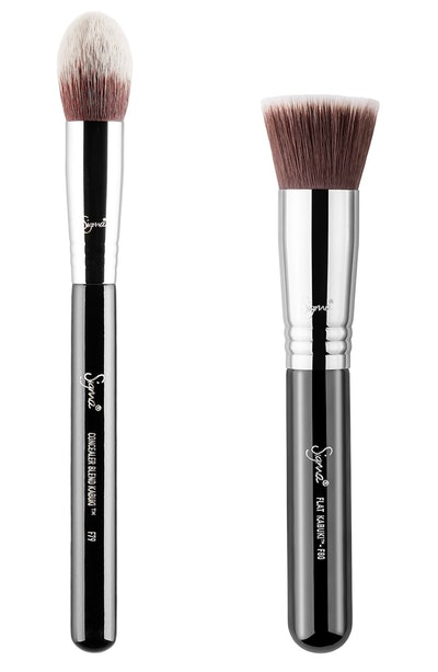 Sigma Beauty Flawless in a Flash Kabuki Brush Duo