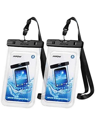 Mpow Waterproof Case (2-Pack)