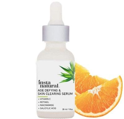 InstaNatural Vitamin C Anti Aging Skin Clearing Serum