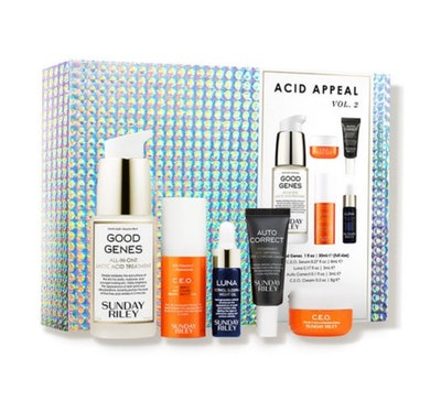 Sunday Riley Acid Appeal Kit Vol. 2 Collection (5 piece)
