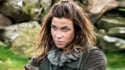 Natalia Tena as Osha in Game of Thrones