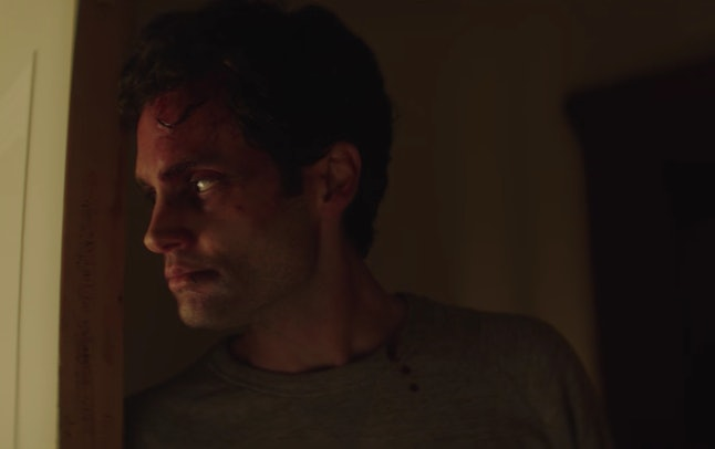 Joe (Penn Badgley) in 'YOU'