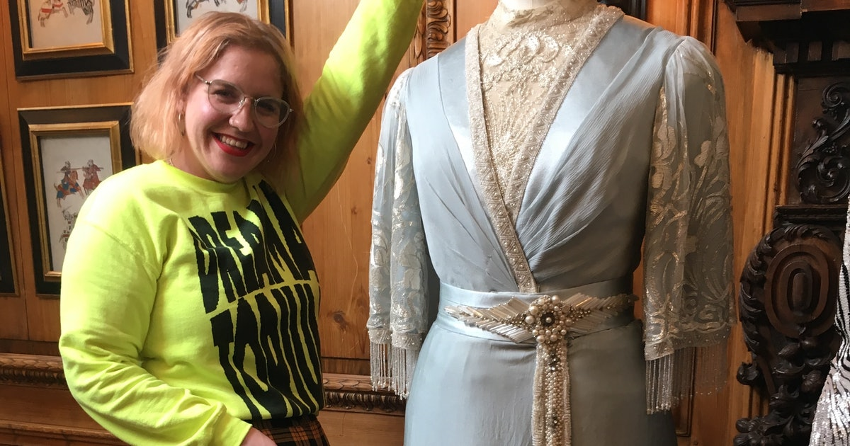 6 'Downton Abbey' Secrets I Learnt While Visiting Its Costume Department