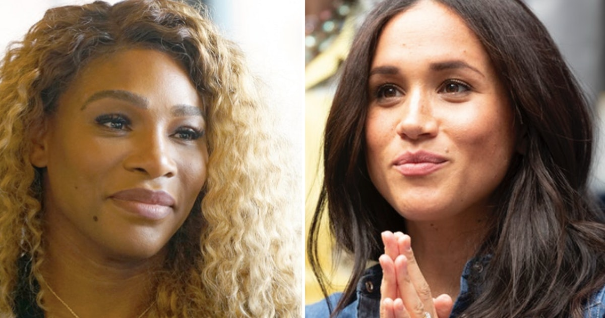 Serena Williams' Quotes About Meghan Markle Showcase Their Close Friendship