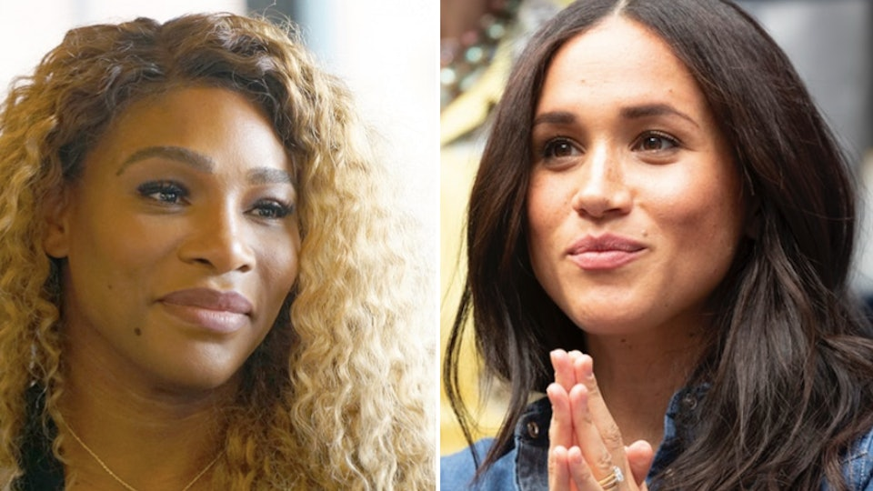Serena Williams always has the sweetest things to say about her best friend, the Duchess of Sussex, Meghan Markle