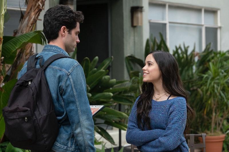 Joe and Ellie on You Season 2