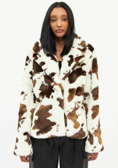 Lee Faux Fur Coat