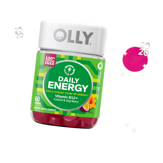 OLLY Daily Energy Gummies