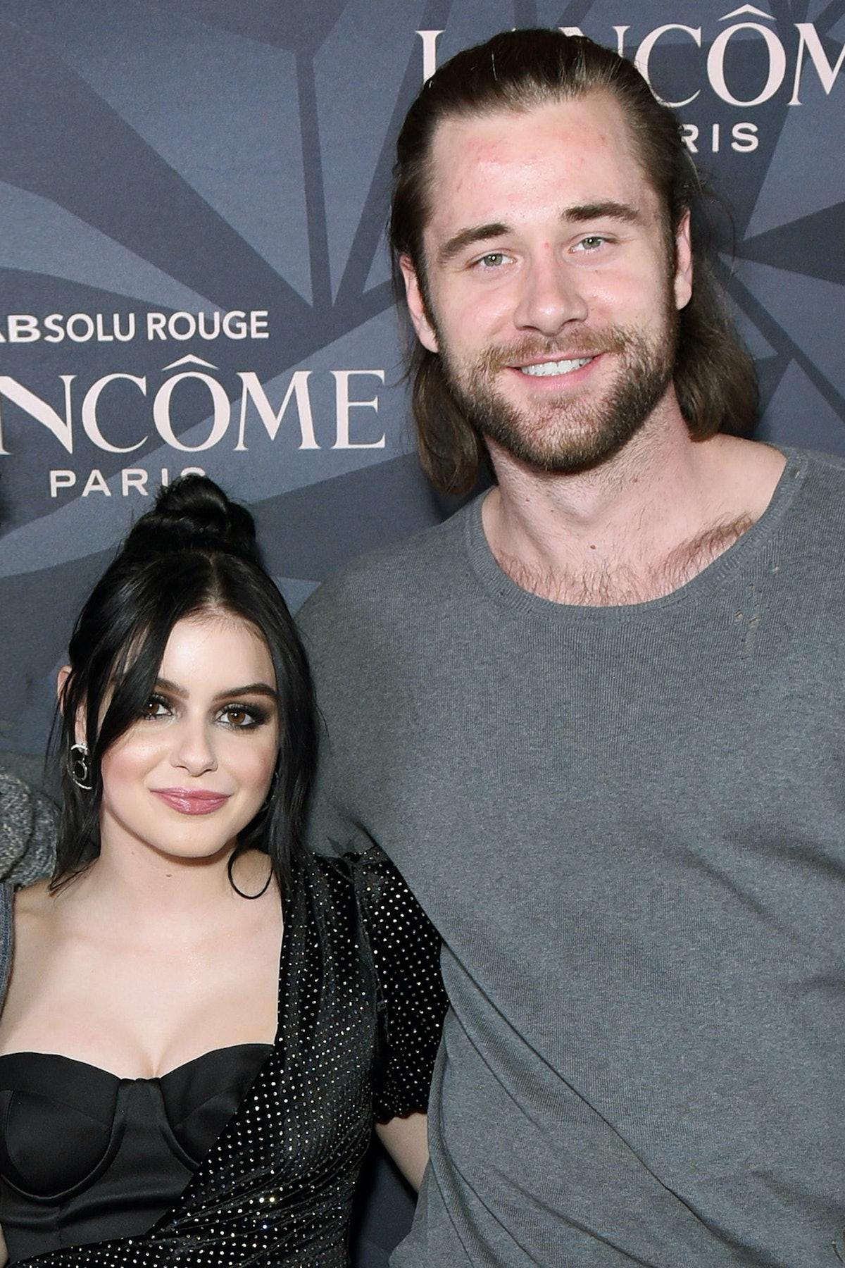 Ariel Winter and Luke Benward may be dating