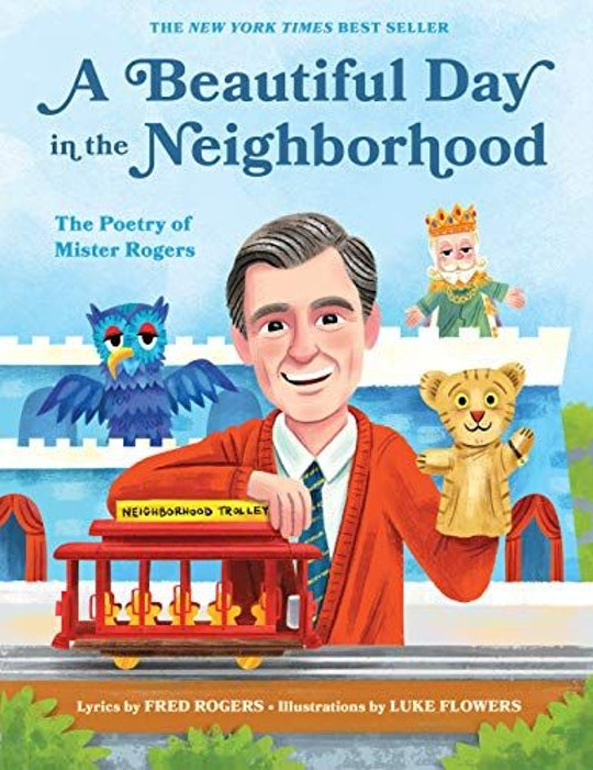 "The cover of ""A Beautiful Day In The Neighborhood: The Poetry Of Mr. Rogers"""
