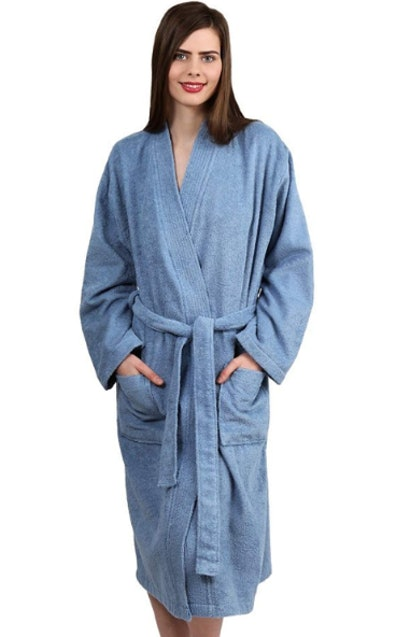 TowelSelections Women's Turkish Cotton Robe