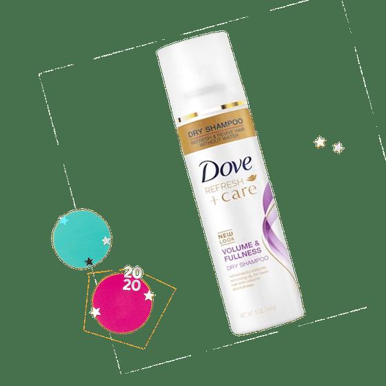 Dove Refresh+Care Volume & Fullness Dry Shampoo