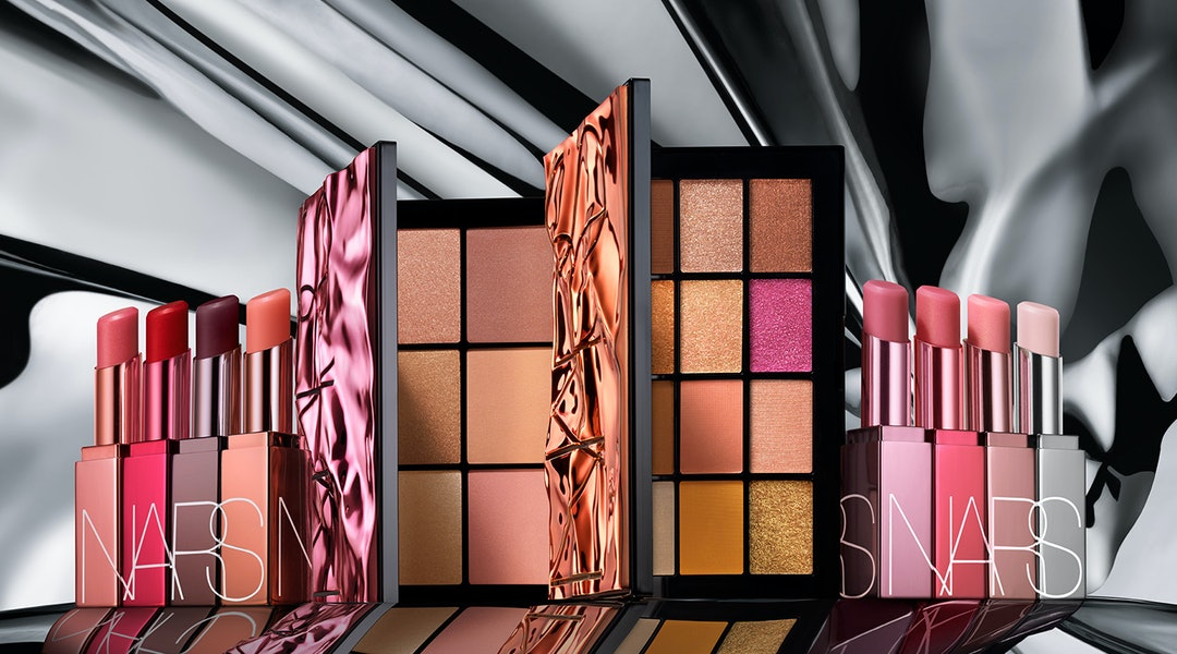 The NARS Afterglow Collection is full of warm tones that'll get you glowing.