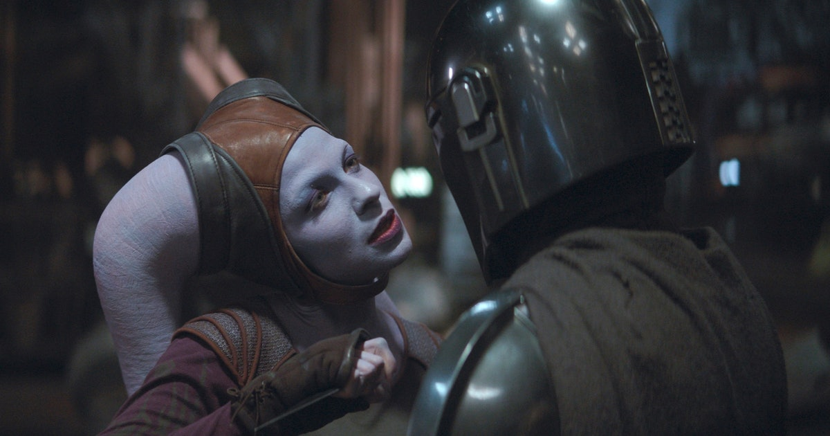 Mando's Ex-Girlfriend On 'The Mandalorian' Made For A Mini 'Game Of Thrones' Reunion