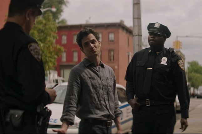 Joe (Penn Badgley) should have been caught much earlier on 'YOU'
