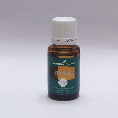 Young Living Peppermint Essential Oil (15 mL.)