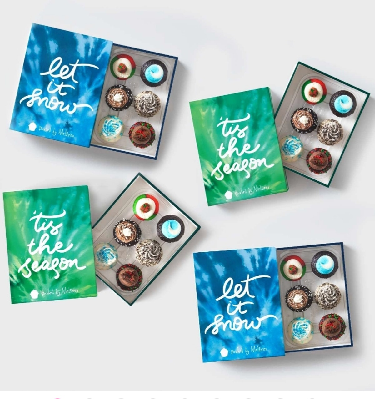 Holiday Six Mix 6-Pack (Bundle of 4)