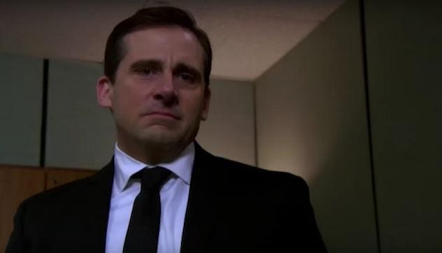 Michael Scott Still from 'The Office'