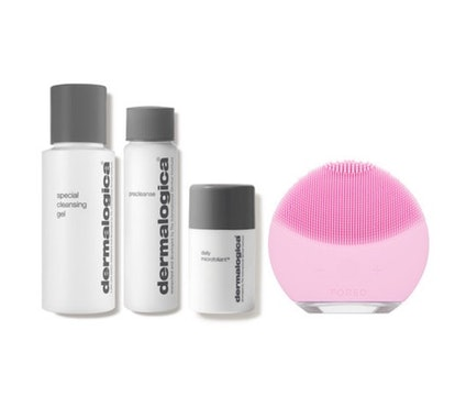 Dermstore Exclusive FOREO X Dermalogica Cleanse Kit