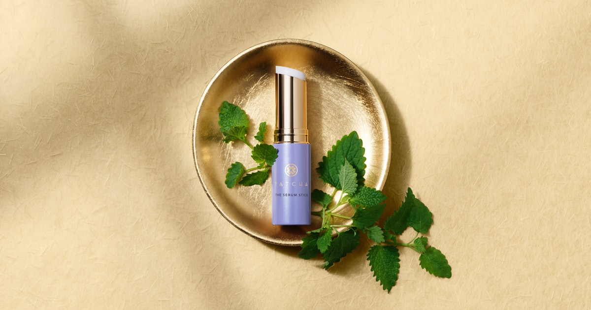 Tatcha's Serum Stick Is A New Take On A Skin Care Staple