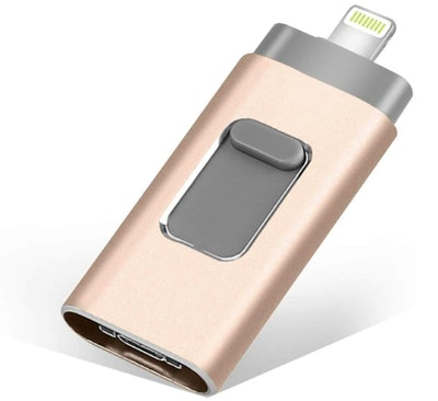 Kimlandy USB Flash Drive For Your Phone (128G)