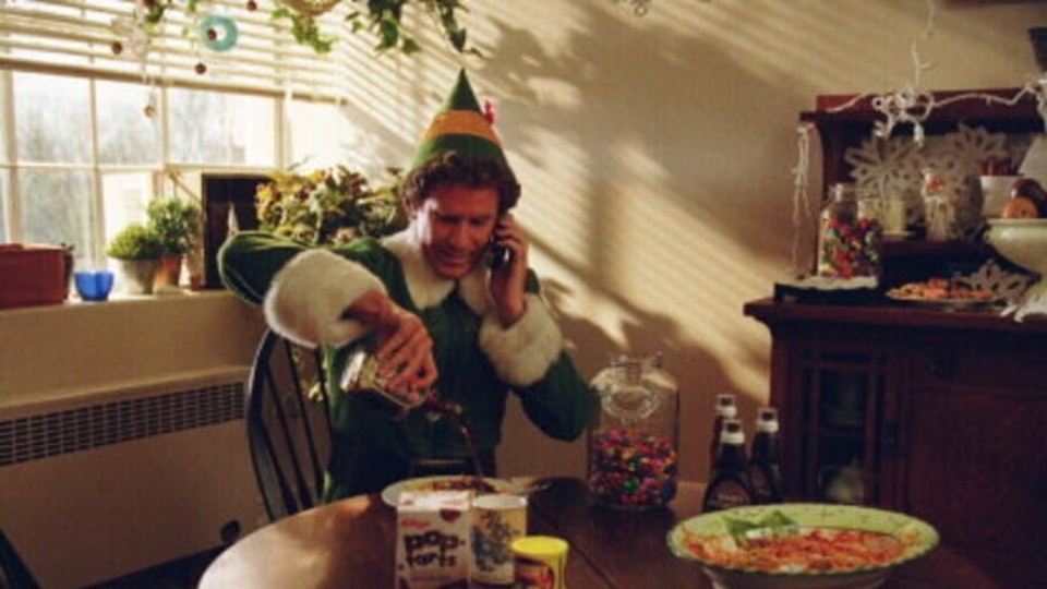 The 2003 Wil Ferrell classic Christmas movie, 'Elf' is not available to stream on Disney+, but you can rent it online instead.