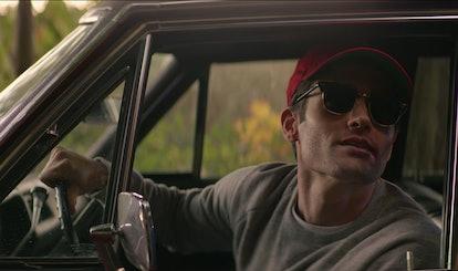 Joe (Penn Badgley) in 'YOU' Season 1