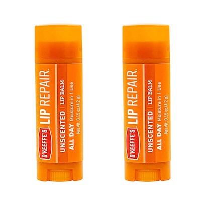O'Keeffe's Lip Repair Lip Balm (2-Pack)