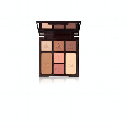 Stoned Rose Beauty Instant Look In A Palette