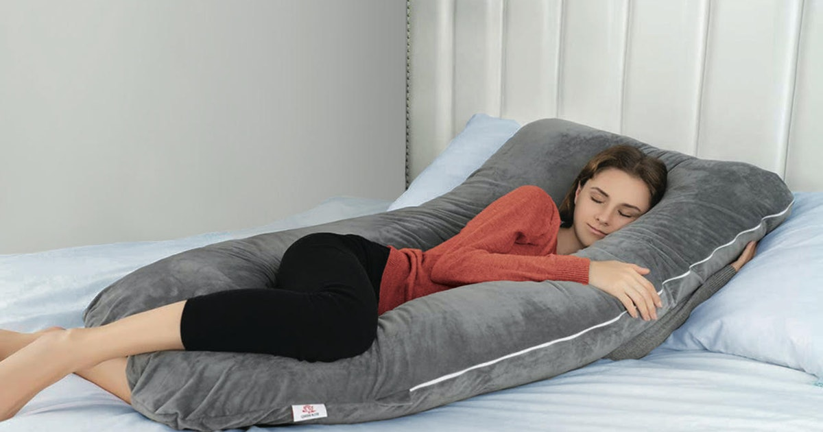 The 5 Best Body Pillows For Back Pain