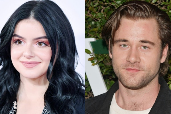 Ariel Winter and Luke Benward may be dating