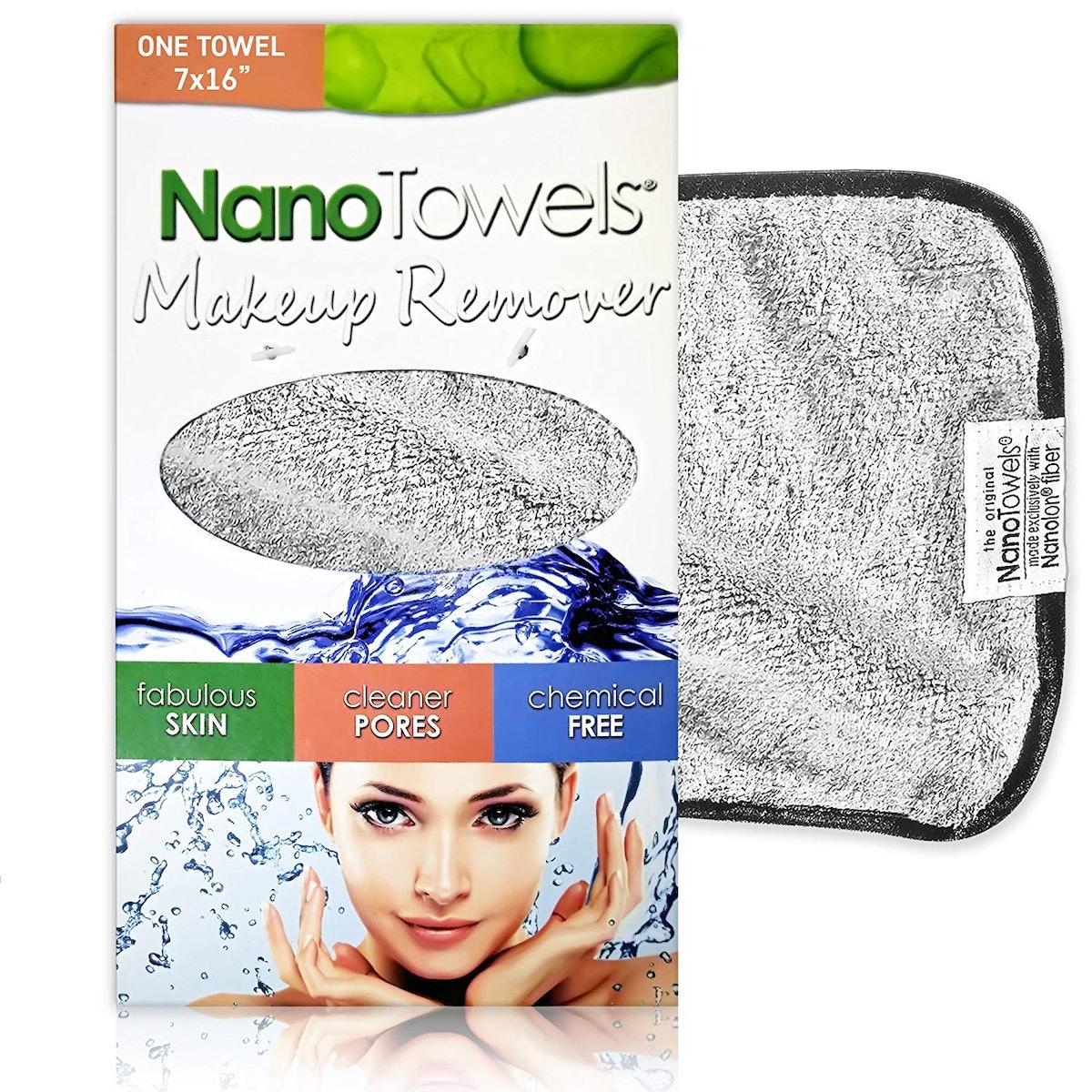 Nano Towels Makeup Remover Wipes
