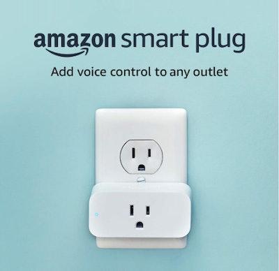 Amazon Smart Plug That Works With Alexa