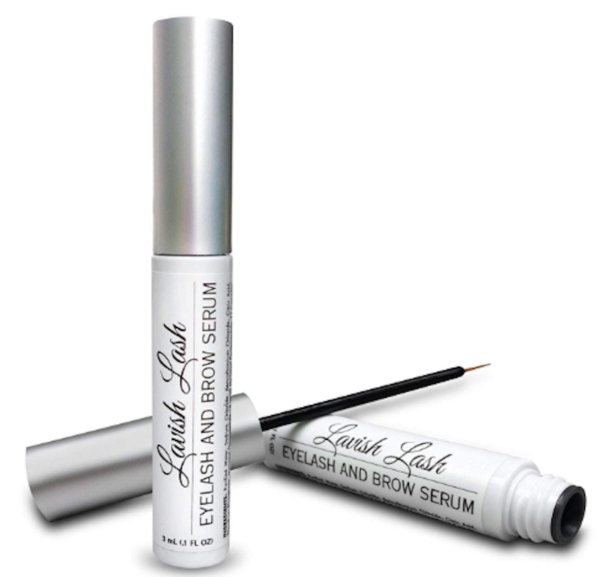 Pronexa Hairgenics Lavish Lash - Eyelash Growth Enhancer & Brow Serum