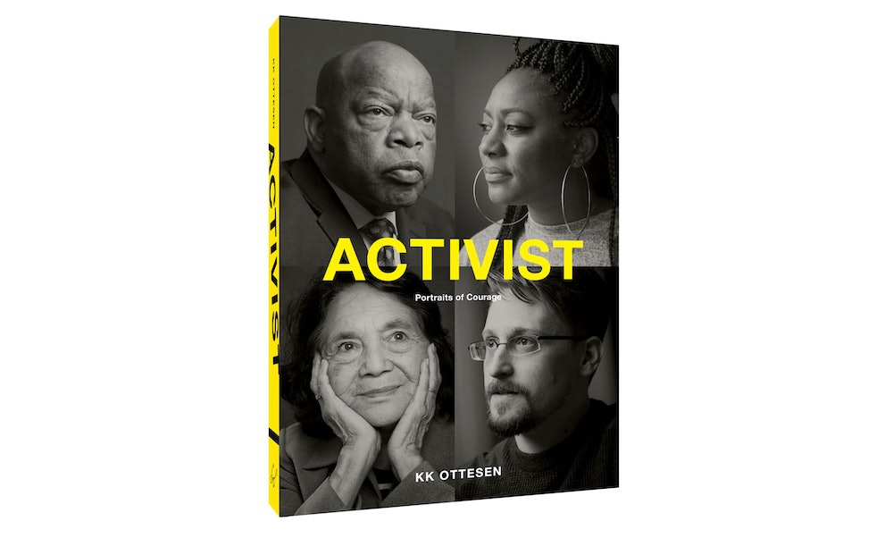 Book Excerpt: 'Activist' by KK Ottesen