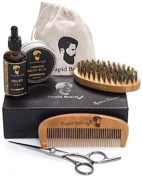 Rapid Beard Grooming & Trimming Kit