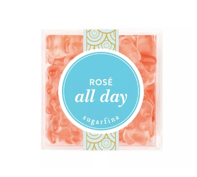 Rosé All Day Rosé Infused Gummy Bear Gift Box