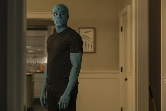 Dr. Manhattan seemingly died in the 'Watchmen' finale