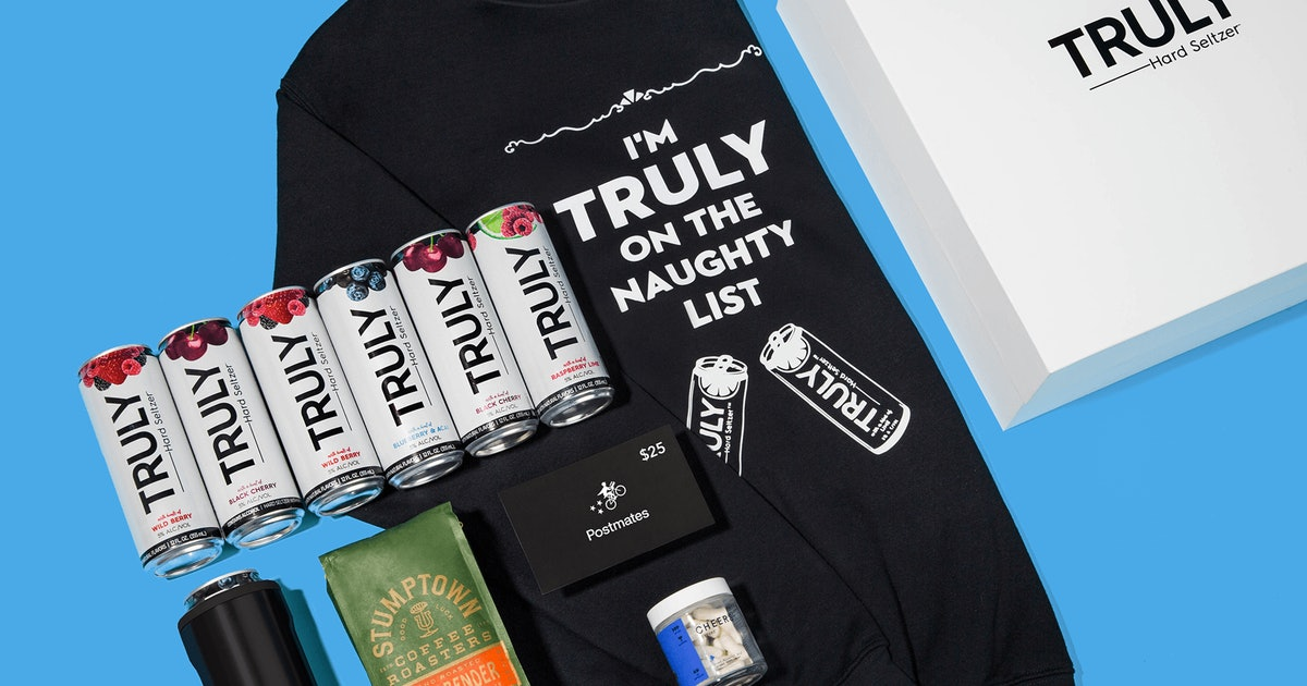 Truly's Survive The Holidays Gift Box Has Everything You Need This Season